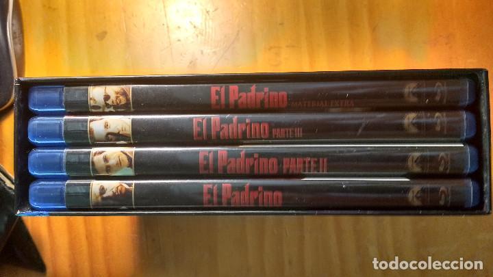 Cine: CAJA, ESTUCHES Y CARÁTULAS ORIGINALES - BLU-RAY - EL PADRINO - SAGA, la remasterización de Coppola - Foto 12 - 171092833