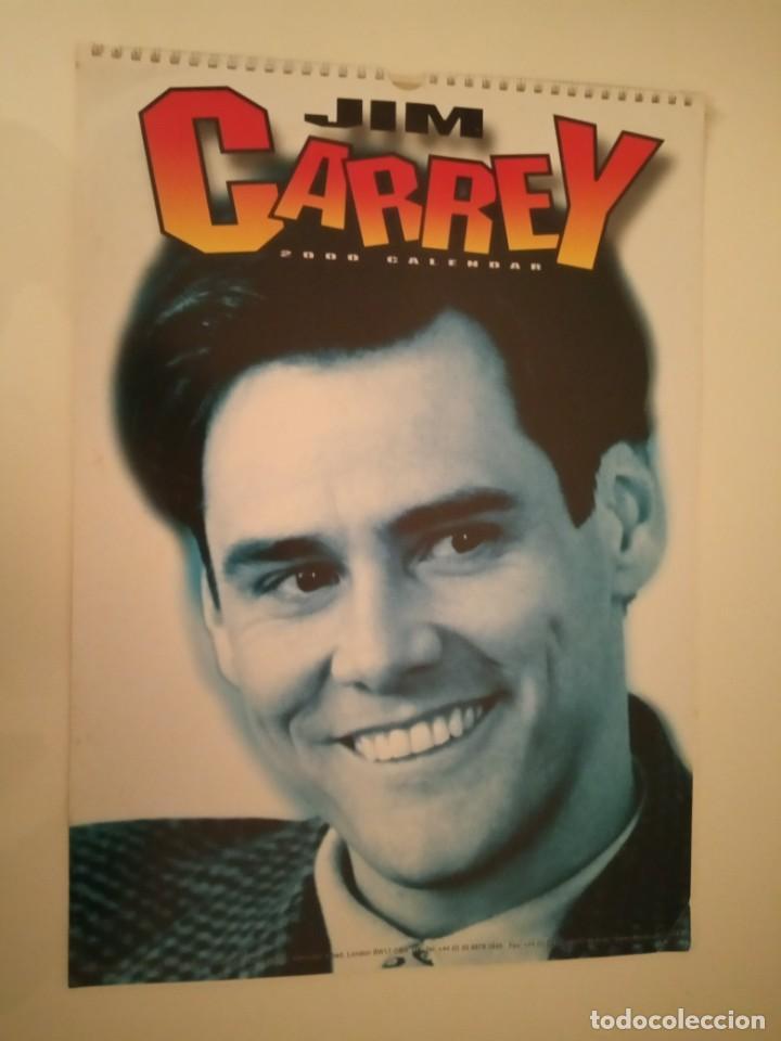 CALENDARIO JIM CARREY AÑO 2000 (Cine - Varios)