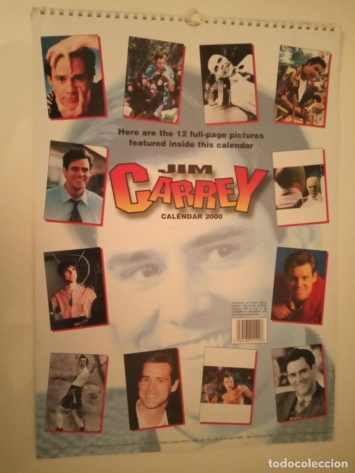 Cine: Calendario Jim Carrey año 2000 - Foto 2 - 171149633
