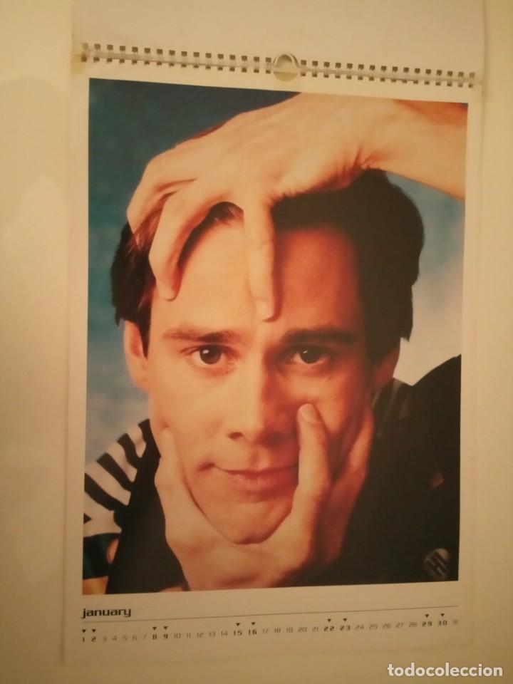 Cine: Calendario Jim Carrey año 2000 - Foto 3 - 171149633