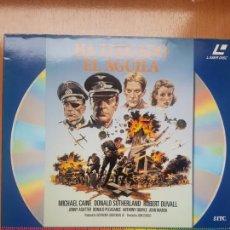 Cine: LASER DISC - HA LLEGADO EL AGUILA. Lote 171536290