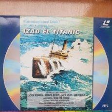 Cine: LASER DISC - IZAD EL TITANIC . Lote 171536750