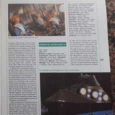 Cine: STAR WARS LA GUERRA DE LAS GALAXIAS THUNDERBIRDS. Lote 172347263