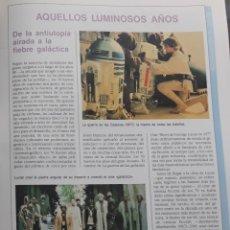 Cine: STAR WARS LA GUERRA DE LAS GALAXIAS. Lote 172775623
