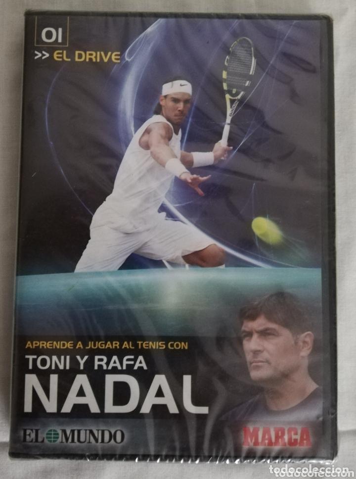 DVD APRENDE A JUGAR AL TENIS CON TONI Y RAFA NADAL (Cine - Varios)