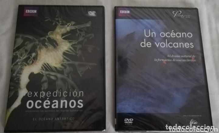 DVDS BBC OCÉANOS (Cine - Varios)