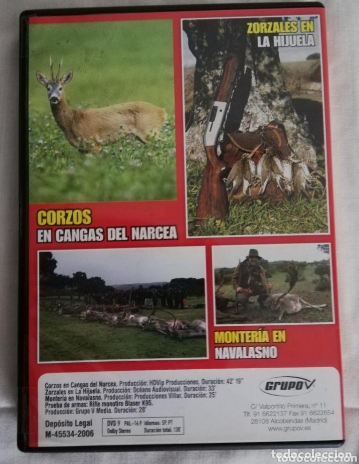 Cine: DVD CANGAS DEL NARCEA, TIERRA DE CORZOS - Foto 2 - 173453159