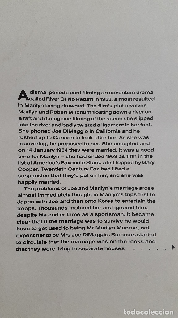 Cine: LOTE 6 POSTERS MARILYN MONROE - VER FOTOS ADICIONALES - Foto 3 - 175962909
