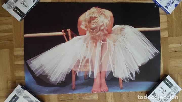 Cine: LOTE 6 POSTERS MARILYN MONROE - VER FOTOS ADICIONALES - Foto 21 - 175962909