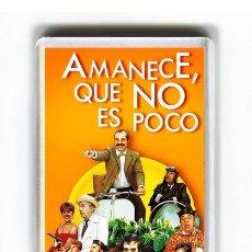 Cine: IMAN ACRILICO NEVERA - CINE AMANECE, QUE NO ES POCO. Lote 211839052