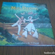 Cine: MARY POPPINS LASER DISC DOBLE NUEVO. Lote 205739737