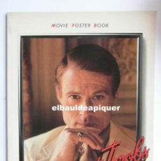 Cine: MOVIE POSTER BOOK. HEART THROBS. TIM PULLEINE. OCTOPUS BOOKS. EN INGLES. DEBIBL. Lote 179065776