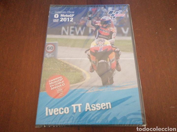 DVD MOTO GP 2012 IVECO TT ASSEN EL MUNDO 7 PRECINTADO MOTOGP (Cine - Varios)