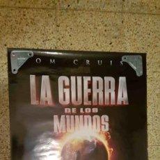 Cine: POSTER DE CINE: LA GUERRA DE LOS MUNDOS CON TOM CRUISE (2005). Lote 179220058