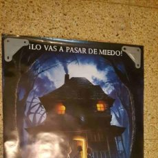 Cine: POSTER DE CINE: MONSTER HOUSE, LA CASA ESTA.....VIVA (2006) - GIL KENAN. Lote 179220567