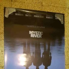 Cine: POSTER DE CINE: MYSTIC RIVER, UNA PELICULA DE CLINT EASTWOOD. Lote 179220985