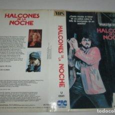 Cine: SOLO CARATULA ~ HALCONES DE LA NOCHE ~ . Lote 180329948
