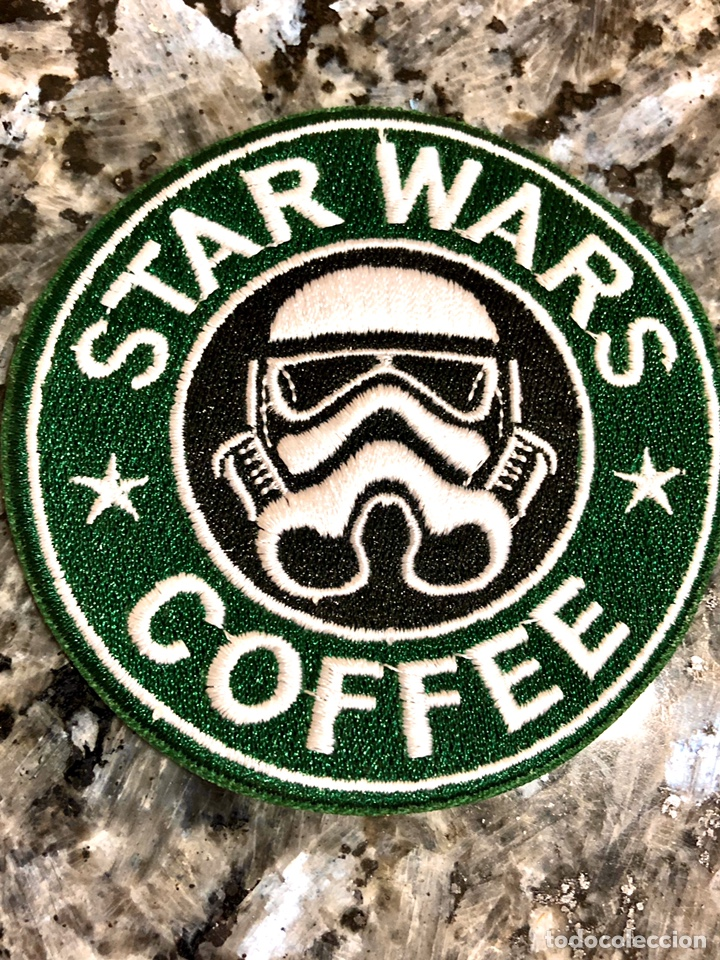 Cine: Parche bordado tela STAR WARS - Foto 3 - 182343473