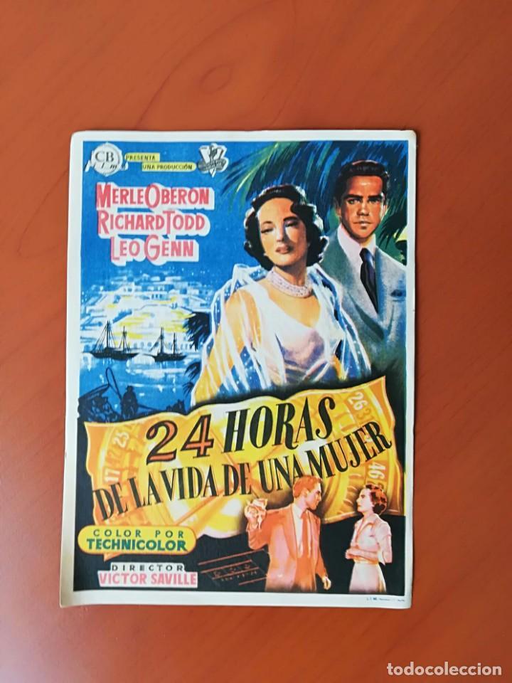 ANTIGUO PROGRAMA DE CINE (Cine - Varios)