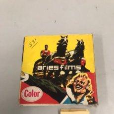 Cine: ANTIGUA PELÍCULA ARIES FILMS - COLOR. Lote 186414303