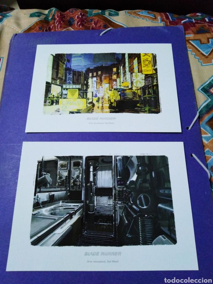 Cine: Blade Runner, caja vacía metálica ( en fotos se observa lo que trae ) NO TRAE PELÍCULAS - Foto 11 - 188521492