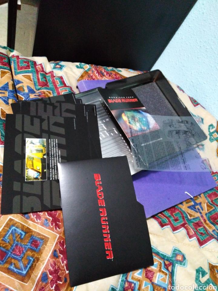 Cine: Blade Runner, caja vacía metálica ( en fotos se observa lo que trae ) NO TRAE PELÍCULAS - Foto 17 - 188521492