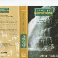 Cine: PARQUES NATURALES. Lote 189817037