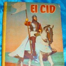 Cine: EL CID,COLECC.CINEXITO Nº 4, FELICIDAD 1962 - LEER Y VER FOTOS. Lote 190711060