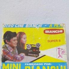 Cine: CINE MINI MOVI BIANCHI SUPER 8. Lote 191231176