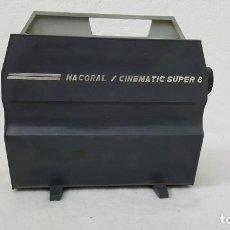 Cine: NACORAL CINEMATIC SUPER 8. Lote 191231560