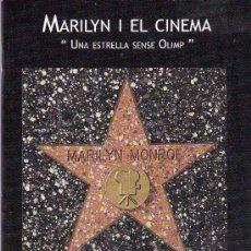 Cine: MARILYN MONROE ,EXPOSICION 2006 BARCELONA. Lote 191247390