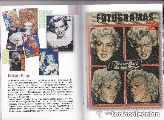 Cine: Marilyn Monroe ,exposicion 2006 Barcelona - Foto 2 - 191247390