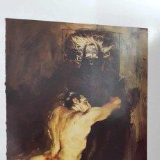 Cine: POSTER: ART BY KENT WILLIAMS. PROVIENE DE CLIVE BARKER'S HELLRAISER POSTERBOOK VOL 1 NUM 1. Lote 191891157