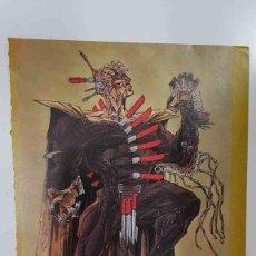 Cine: POSTER: ART BY KEVIN O'NEILL. PROVIENE DE CLIVE BARKER'S HELLRAISER POSTERBOOK VOL 1 NUM 1. Lote 191891326