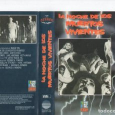 Cine: LA NOCHE DE LOS MUERTOS VIVIENTES. Lote 192039990