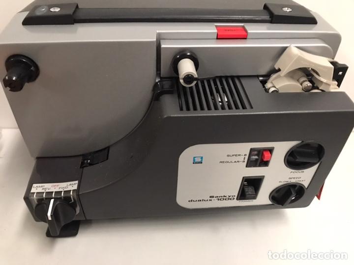 Cine: Cine proiettore SANKYO 1000 2000 & 800 cinghia di trasmissione motore P55 - Foto 8 - 192756467