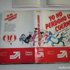 Cinema: SOLO CARATULA ~ YO NO PERDONO UN CUERNO ~ . Lote 193675472