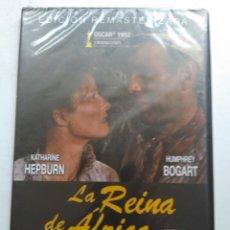 Cine: DVD LA REINA DE ÁFRICA/KATERIN HEPBURN PRECINTADO. Lote 194169463