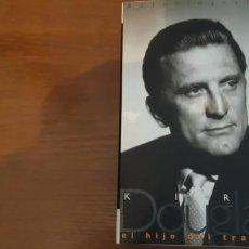 Cine: EDICIONES B EL HIJO DEL TRAPERO KIRK DOUGLAS. Lote 194184932