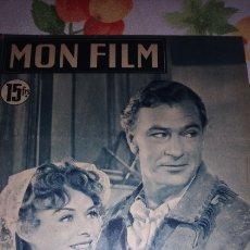 Cine: GARY COOPER Y PAULETTE GODDARD LES CONQUERANTS DUN NOUVEAU MONDE. Lote 194192330