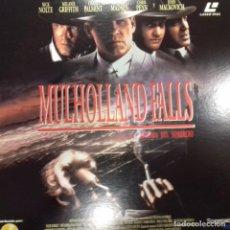 Cine: LASERDISC MULHOLLAND FALLS LA BRIGADA DEL SOMBRERO . Lote 194712686