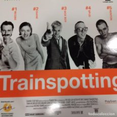 Cine: LASERDISC TRAINSPOTTING . Lote 194712860