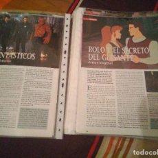 Cine: SIPNOSIS DE PELICULAS DE REVISTA. Lote 194722587