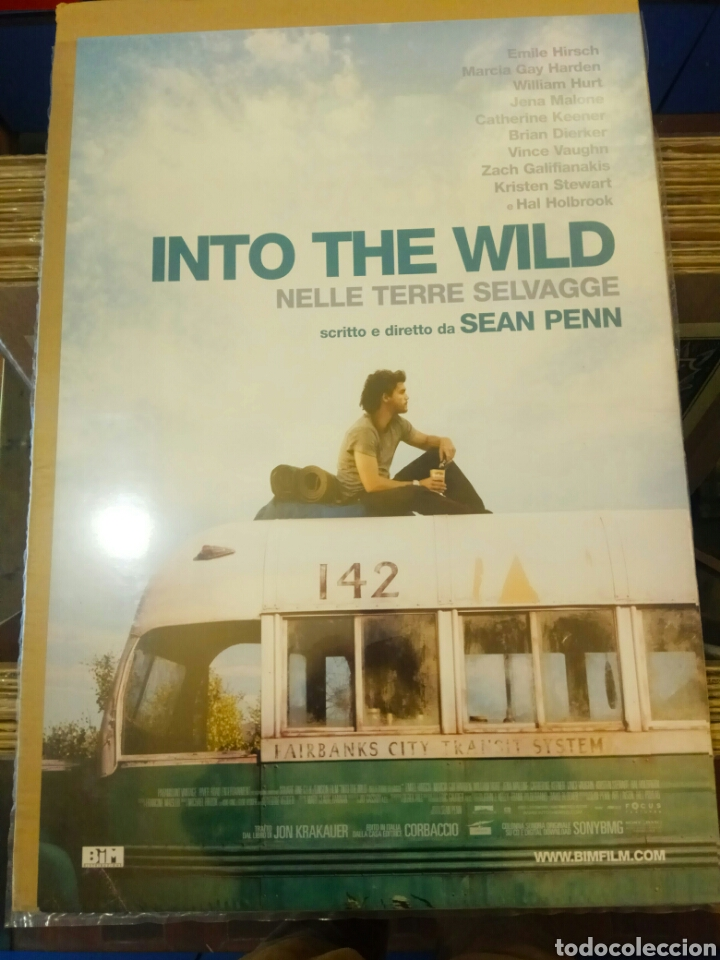 Cine: Póster Into The Wild 60 x 90 - Foto 1 - 194893561
