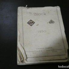 Cine: VER FOTOS TREMENDO BLOCK CON LOS ESTRENOS AÑO 1930 DE LA U.F.A Y B.I.P CONCESION ESPAÑOLA- HITCHCOCK. Lote 194893925