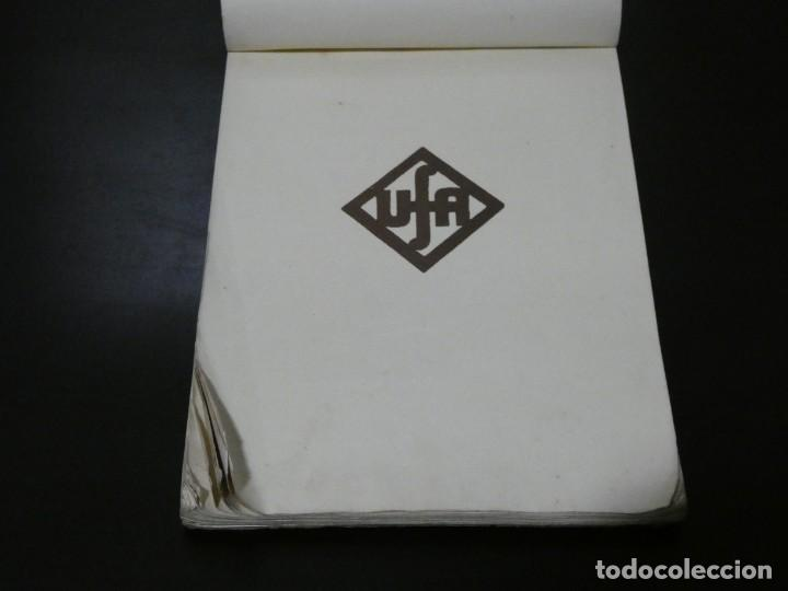 Cine: ver fotos TREMENDO BLOCK CON LOS ESTRENOS año 1930 DE LA U.F.A Y B.I.P CONCESION ESPAÑOLA- HITCHCOCK - Foto 3 - 194893925