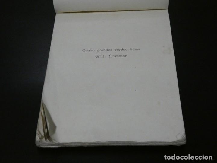 Cine: ver fotos TREMENDO BLOCK CON LOS ESTRENOS año 1930 DE LA U.F.A Y B.I.P CONCESION ESPAÑOLA- HITCHCOCK - Foto 4 - 194893925
