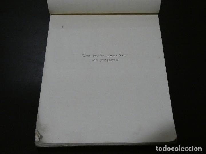 Cine: ver fotos TREMENDO BLOCK CON LOS ESTRENOS año 1930 DE LA U.F.A Y B.I.P CONCESION ESPAÑOLA- HITCHCOCK - Foto 9 - 194893925