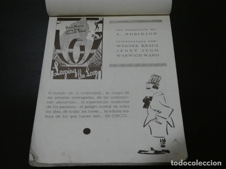 Cine: ver fotos TREMENDO BLOCK CON LOS ESTRENOS año 1930 DE LA U.F.A Y B.I.P CONCESION ESPAÑOLA- HITCHCOCK - Foto 10 - 194893925