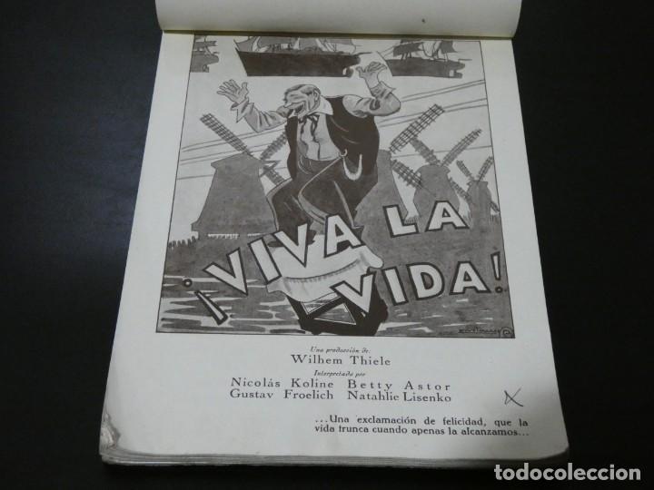 Cine: ver fotos TREMENDO BLOCK CON LOS ESTRENOS año 1930 DE LA U.F.A Y B.I.P CONCESION ESPAÑOLA- HITCHCOCK - Foto 11 - 194893925